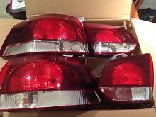 VW Golf GTI Mk6 Rear Tail Lights Westminster Stirling Area Preview