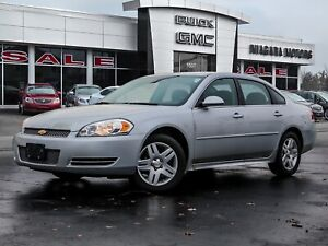 2013 Chevrolet Impala LT 3.6 LITER V6 ENGINE..ONE OWNER..LOCAL T
