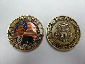 President Obama Challenge Coin Ebay