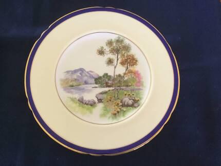Shelley Fine China Decorative Plate