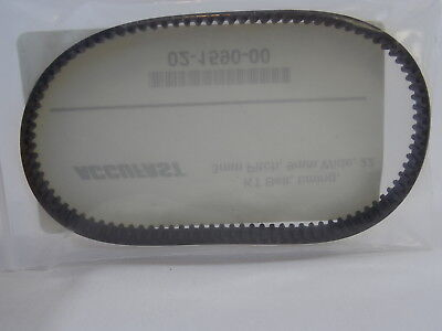 ACCUFAST tabber.  KT Timing Belt, 3mm pitch, 9mm wide, 02-1590-00  NEW for sale  Springville