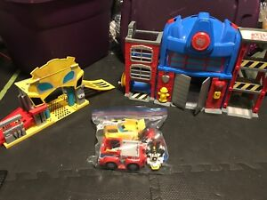 Imaginext transformers