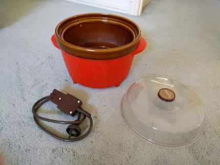 Original Crock Pot