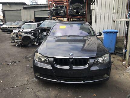 BMW E90 320i 2005 Grey Automatic now wrecking! Northmead Parramatta Area Preview