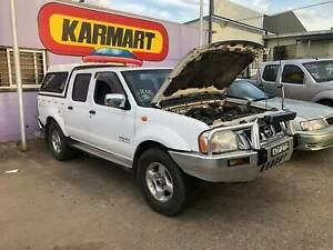 WRECKING 2006 NISSAN D22 NAVARA ZD30 4X4 MANUAL North St Marys Penrith Area Preview