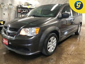 2015 Dodge Grand Caravan Stow N Go seating * Lane change assist