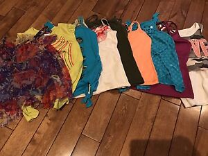 Girls size 10  clothes. 41 pcs included!