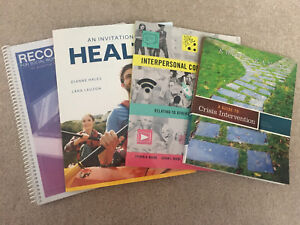 Community support worker / social worker textbooks