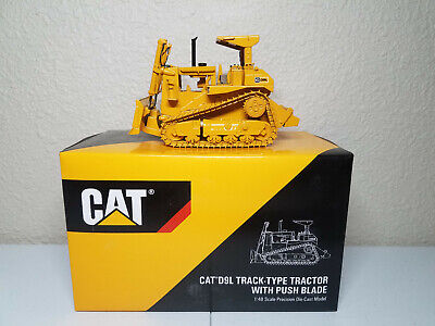 Caterpillar D9L Dozer w/ Push Blade CCM 1:48 Scale Precision Diecast Model New! for sale  Shipping to Canada