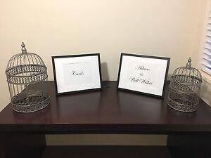 Wedding birdcages for cards Alexandra Hills Redland Area Preview