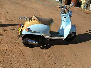 Milan Jx50 Retro Style Scooter Nyngan Bogan Area Preview