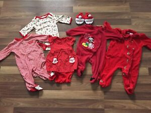 Baby's first Christmas lot