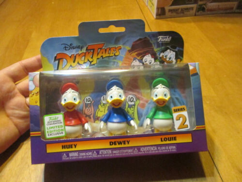 Disney Nr 309 - Funko POP DuckTales: Louie NEU /& OVP
