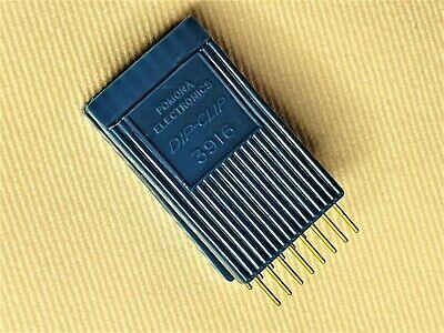 Dip Ic Test Clip 16-pin Pomona Electronics 3916