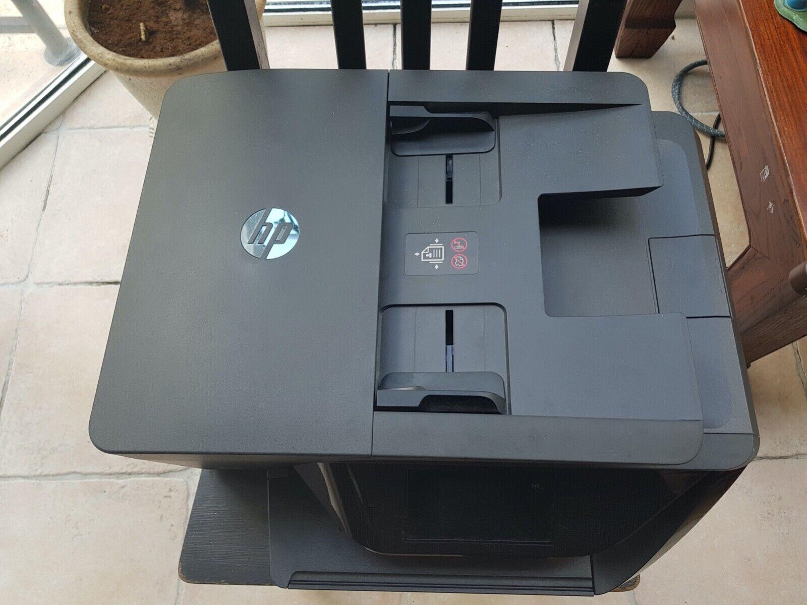Imprimante hp officejet pro 6970 hs