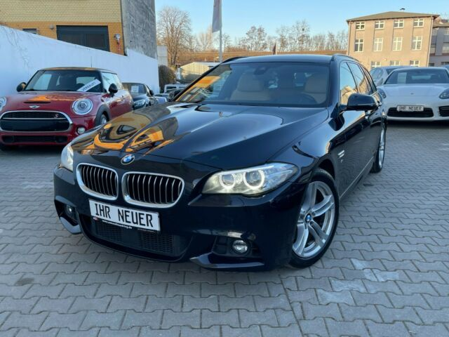 BMW 520d M Sportpaket/Head-Up/ACC/Surround View