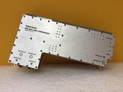 Tektronix 119-1131-04 2nd Converter Assembly 829 Mhz For 492 Spectrum Analyzer