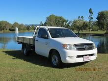 2007 Toyota Hilux Workmate Ute Carrara Gold Coast City Preview