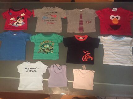 70 ITEMS baby boy Clothes Size 000 Burleigh Heads Gold Coast South Preview