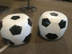 Soccer Ball Chairs