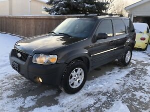 2007 FORD ESCAPE CLEAN TITLE FRESH SAFETY $4,299**