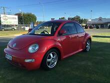 2002 Volkswagen Beetle Hatchback Turbo Maddington Gosnells Area Preview