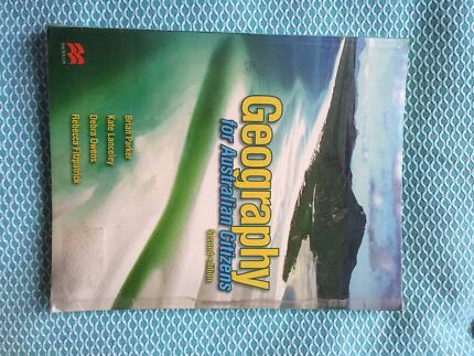 Geography for global citizens textbooks gumtree australia geography for australian citizens second edition sciox Images
