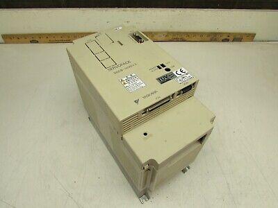 Yaskawa Electric Servopack Sgdb-30vdy1 Servo Drive 3.89hp 230v Xlnt Used Takeout
