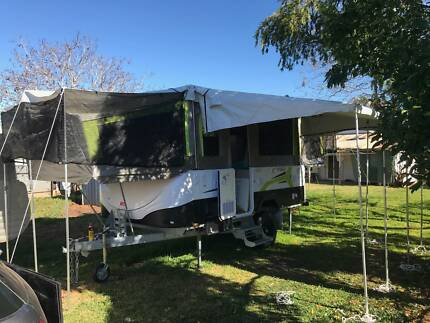 2015 Jayco Eagle Outback Campervan