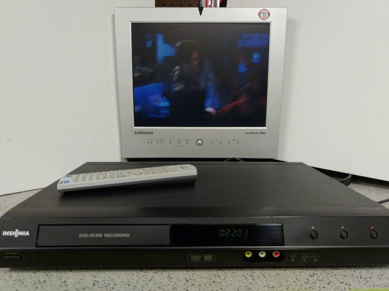 Insignia NS-1DVDR DVD Recorder