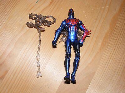 "Marvel Universe Spider-man 2099 3.75"". Loose EUC"