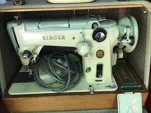 Singer Sewing Machine (1956 - 1961) Farrer Woden Valley Preview