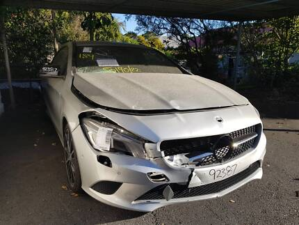 Mercedes CLA 200 Chermside Brisbane North East Preview