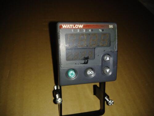 50//60 Hz, Watlow 96A0-CCAA-00RG Series 96 Temperature Controller 100-240 VAC