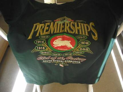 South Sydney - Club of the Century *Premierships*