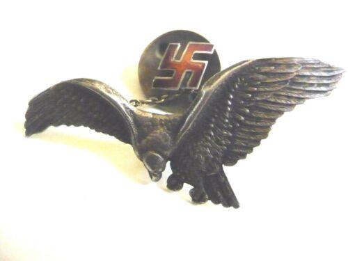 Latvia Medal, Badge,Latvian Military Aviation Division Silver