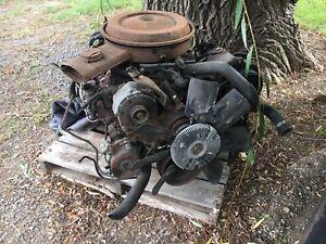 1987 Monte SS Chev SB HO 305 V8 engine runs great!