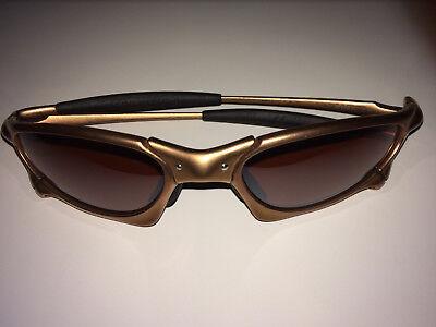 OAKLEY X-METAL PENNY COPPER wh. VR 28 / black iridium Lens......SELTEN.....