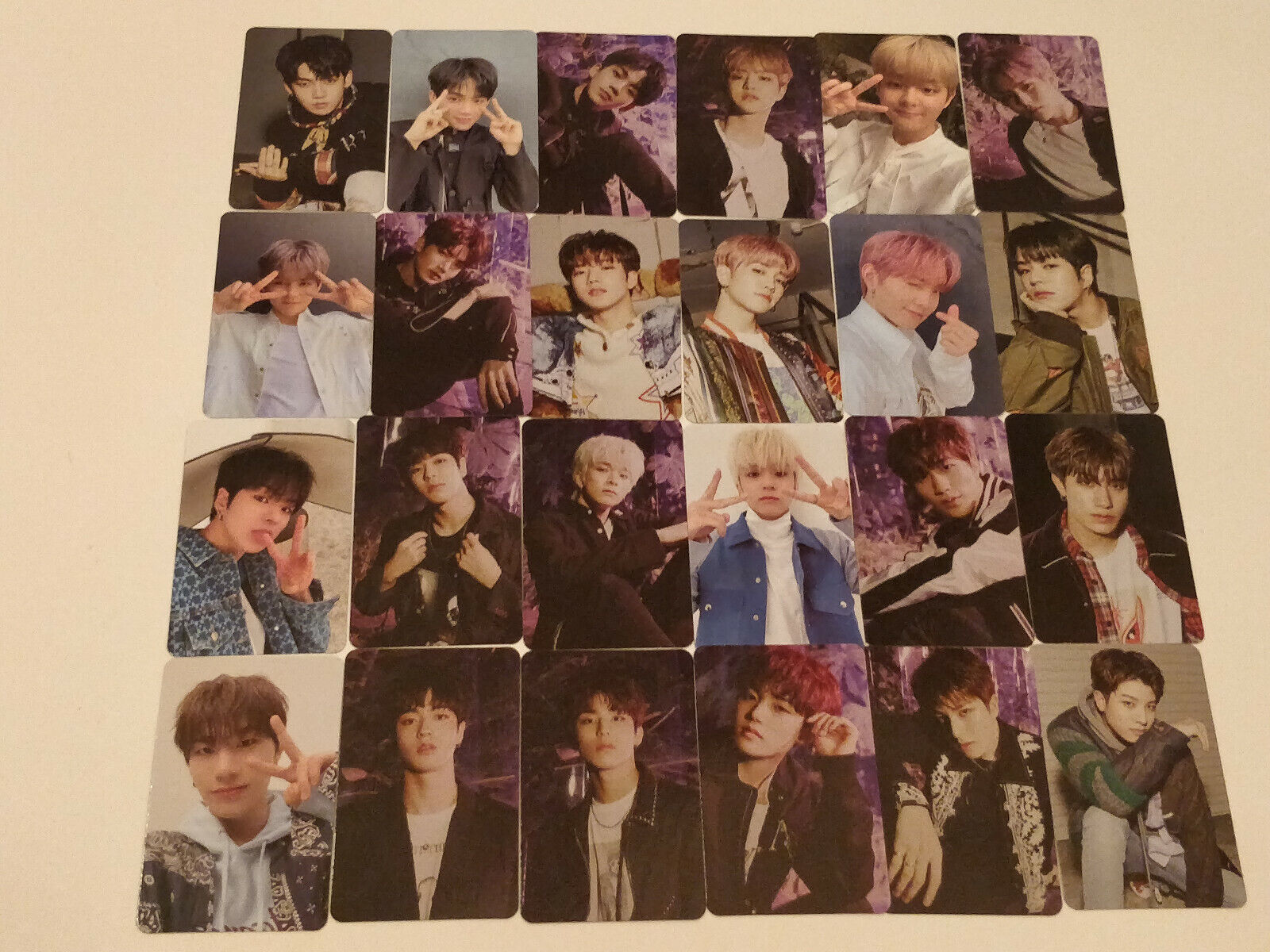 Treasure The First Step Chapter Three Official photocard Black version For Sale - 1