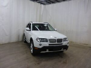 2010 BMW X3 xDrive30i No Accidents Leather Sunroof