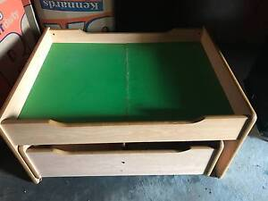 Baby Coat / Baby bed wooden with drawer and checkers game board Parramatta Parramatta Area Preview