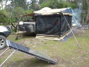 Aussie Swag Camper Trailer