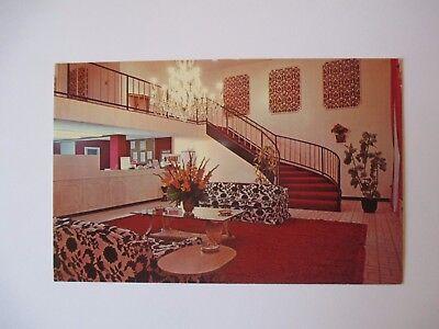 The Ramada Inn Restaurant Lounge Coffee Shop West Memphis Ark Unused Postcard