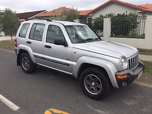 2004 JEEP Cherokee Auto 4WD sport (Rego&RWC) Carindale Brisbane South East Preview