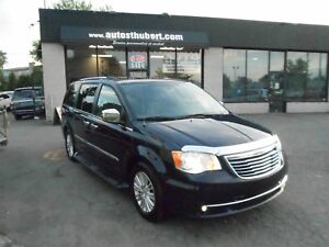 CHRYSLER TOWN & COUNTRY 2012 **LIMITED + STOW N GO**