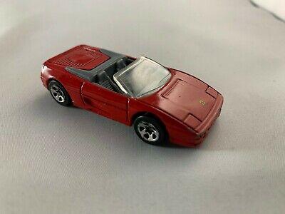 Hot Wheels - Ferrari F355 Spider  - Diecast Collectible - 1:64 Scale