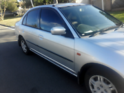 Honda civic 2000 gli Campbelltown Campbelltown Area Preview