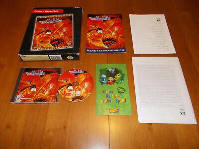 Disneys Aladdin PC-Spiel in der Big Box mit allen Beilagen in OVP - RAR - ()