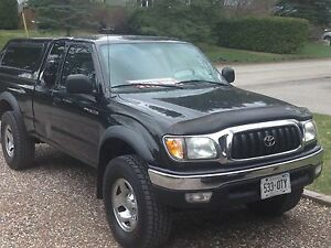 2002 Toyota Tacoma V-6 Manual 4X4
