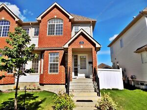BEAUTIFUL 2 BDRM, 2.5 BATH HALF DUPLEX IN TERWILLEGAR